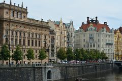 Praga Czech Republic Fotografía de archivo