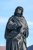 PRAGA, czech REPUBLIC/EUROPE - WRZESIEŃ 24: Maryja Dziewica statu Zdjęcie Stock