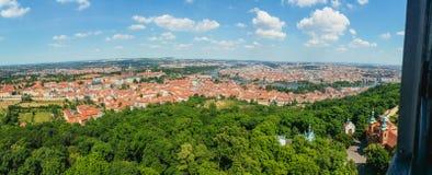 Praga da sopra immagine stock