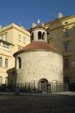 Praga de la Rotonda Foto de archivo libre de regalías
