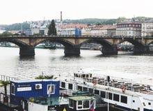 Praga hermosa, 2017 Imagen de archivo