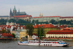 Praga hermosa Fotos de archivo