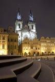 Praga II. Obrazy Royalty Free