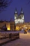 Praga IV Fotos de archivo libres de regalías