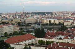 Praga kapitał republika czech zdjęcia stock