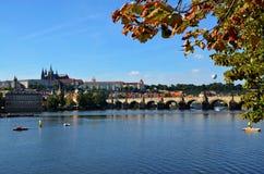 Praga kasztel, Republika Czech Obraz Stock