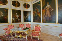 Praga kasztel, republika czech obrazy royalty free