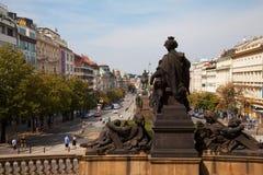 Praga, la República Checa Fotografía de archivo