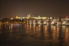 Praga, la República Checa Imagen de archivo libre de regalías