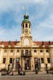 Praga Loreto con el cielo azul Imágenes de archivo libres de regalías