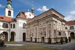 Praga Loreto Santa Casa Fotografia Stock