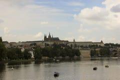 Praga, miasto widoki Obrazy Stock