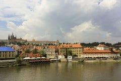 Praga, miasto widoki Zdjęcie Royalty Free