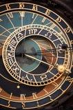 Praga Orloj fotografía de archivo libre de regalías