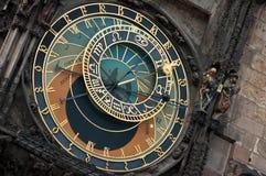 Praga Orloj foto de archivo libre de regalías