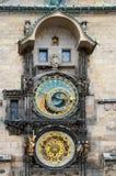 Praga Orloj foto de stock royalty free