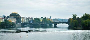 Praga Praga Fotografie Stock Libere da Diritti