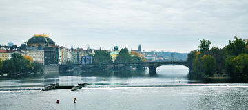 Praga Praga Fotos de archivo libres de regalías