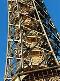 Praga punktu obserwacyjnego wierza Obraz Royalty Free