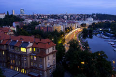Praga, República Checa. Imagen de archivo