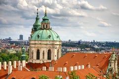 Praga, república checa Imagem de Stock Royalty Free