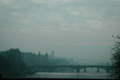 Praga, República Checa Imagem de Stock