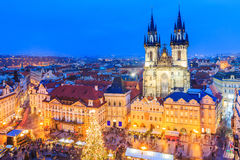 Praga, República Checa foto de archivo libre de regalías