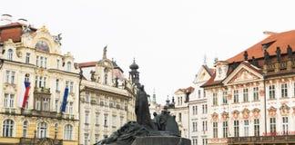 Praga, República Checa, conceito do turista, viajando em Europa, am Foto de Stock Royalty Free
