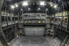 PRAGA, REPÚBLICA CHECA - 23 de enero de 2017 - la ópera del estado, Pra Imagen de archivo
