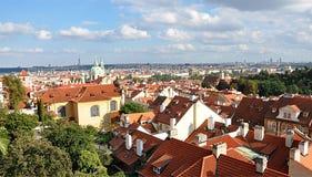 Praga, república checa, Europa Imagens de Stock Royalty Free