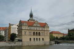 Praga, república de Chez fotos de archivo