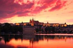 Praga, república checa Foto de Stock
