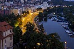 Praga, Repubblica ceca. Immagini Stock Libere da Diritti