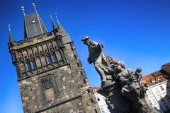 Praga, repubblica Ceca fotografie stock libere da diritti
