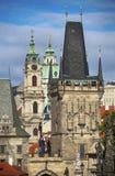 Praga, repubblica Ceca immagini stock libere da diritti
