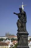 Praga - Repubblica ceca Fotografie Stock