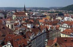 Praga - Repubblica ceca Fotografia Stock
