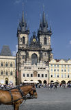 Praga - Repubblica ceca Immagine Stock Libera da Diritti