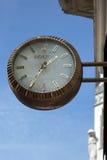 PRAGA, REPUBLIC/EUROPE CHECO - 24 DE SETEMBRO: Rolex cronometra na fotografia de stock