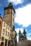 Praga, republika czech Fotografia Stock