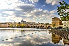 Praga, republika czech Obraz Stock