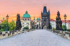 Praga, republika czech zdjęcia royalty free