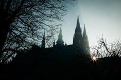 Praga, republika czech Zdjęcie Royalty Free