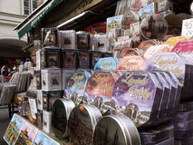 Praga rynek obraz stock