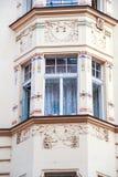 Praga ` s baroku pałac Zdjęcie Royalty Free