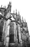 Praga St Vitus Cathedrale 05 Fotografia Royalty Free