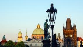 Praga storica Immagine Stock