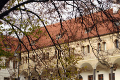 Praga Ungelt Zdjęcie Royalty Free