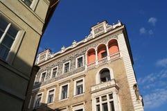 Praga, vecchia città Fotografia Stock Libera da Diritti