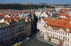 Praga velha Fotografia de Stock